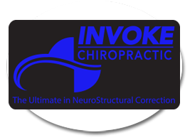 Johnson Creek, WI Logo designer for Invoke Chiropractic