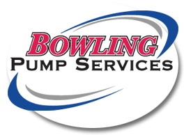 watertown, wi logo design for bowling pump services