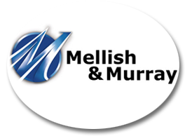 logo design for mellish & Murray