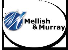 logo design for mellish & Murray