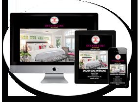 responsive web design by oconomowoc web designer Linda Goehre