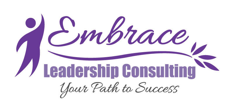 Goehre Creative Logo Design for Embrace Leadership Consulting