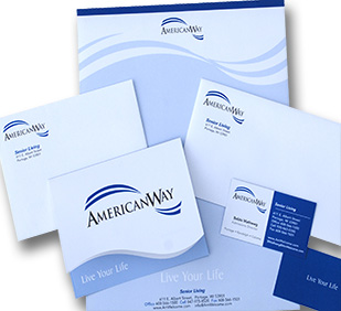 1 Stop Shop includes -  Corporate Identity Design by Linda Goehre Creative of Oconomowoc Graphic Designer