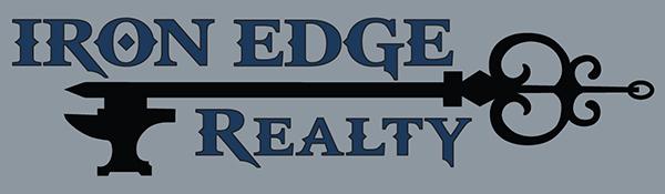 Iron Edge Realty Logo Design-Goehre Creative